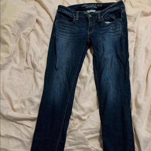 Size 6 American Eagle super stretch jeans